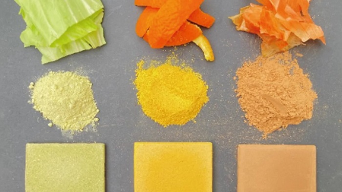 Sebze ve Meyve Atıklarından Yapı Malzemesi Üretildi: Çimentodan 3 Kat Daha Dayanıklı