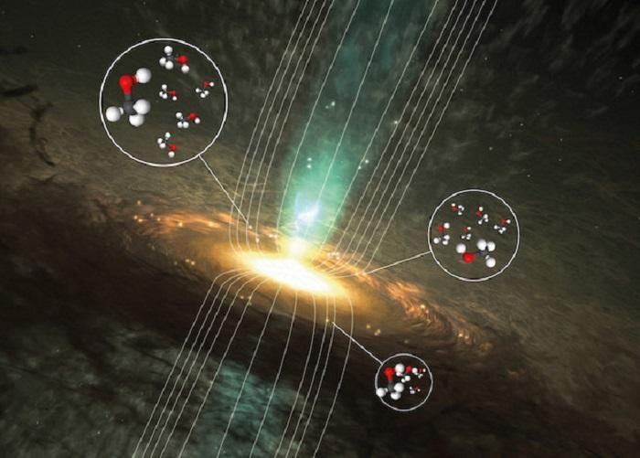 Bilim İnsanları Alkolden Esinlenerek Kozmik Manyetik Alanların Doğasını Keşfetti