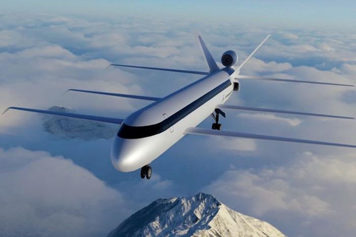 Havacılık Sektöründe Devrim: Tamamı Kompozitten Oluşan Bir Yolcu Uçağı