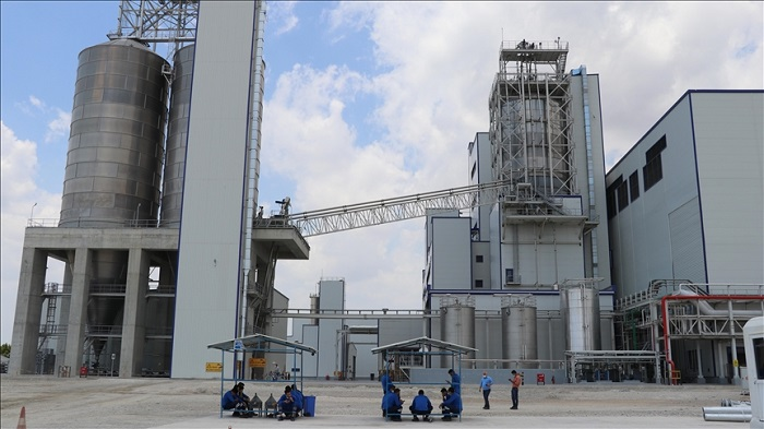 Adana'da Dev Petrokimya Tesisinin İnşaat Çalışmalarına Başlandı