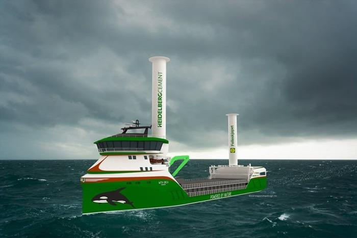 Deniz Taşımacılığında Yeni Hedef: Sıfır Emisyon
