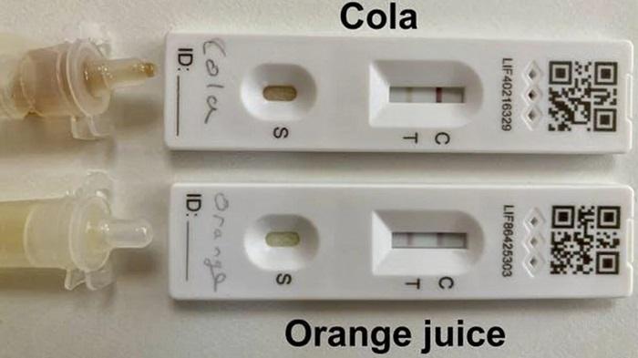 Kimya Profesörü, Gazlı İçeceklerin Neden Covid-19 Testlerini Yanılttığını Açıkladı