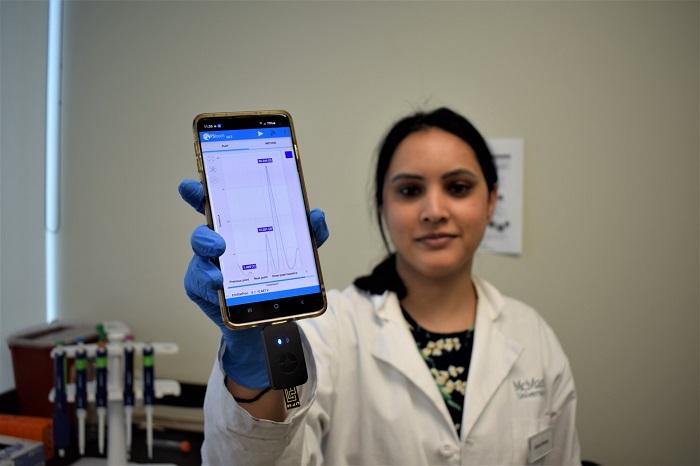 Laboratuvara İhtiyaç Yok: Yeni Teknoloji Enfeksiyonları Dakikalar İçinde Teşhis Edebilir
