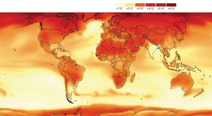 İklim Bilimi Raporu, Kimya İçin Sonuçları ve Fırsatları Olan Korkunç Bir Tablo Çiziyor