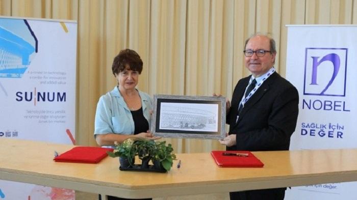 İlaç ve Biyoteknoloji Alanında Mutabakat Sözleşmesi İmzalandı