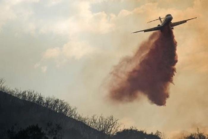 Atık Sudan Elde Edilen Strüvit Orman Yangınlarını Önlemede Kullanılabilir