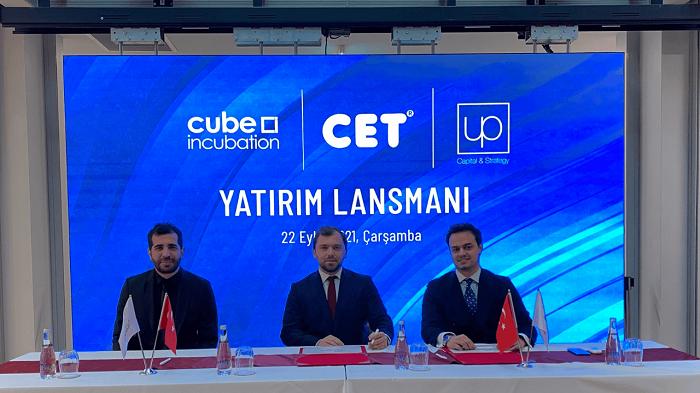 CET Kompozit ve Epoksi Teknolojileri 12 Milyon Dolar Değerleme Üzerinden Yatırım Aldı