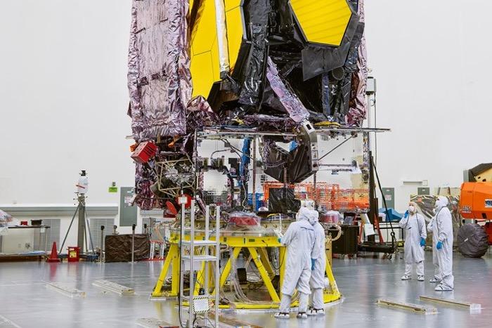Uzayın Yeni Yolcusu: James Webb