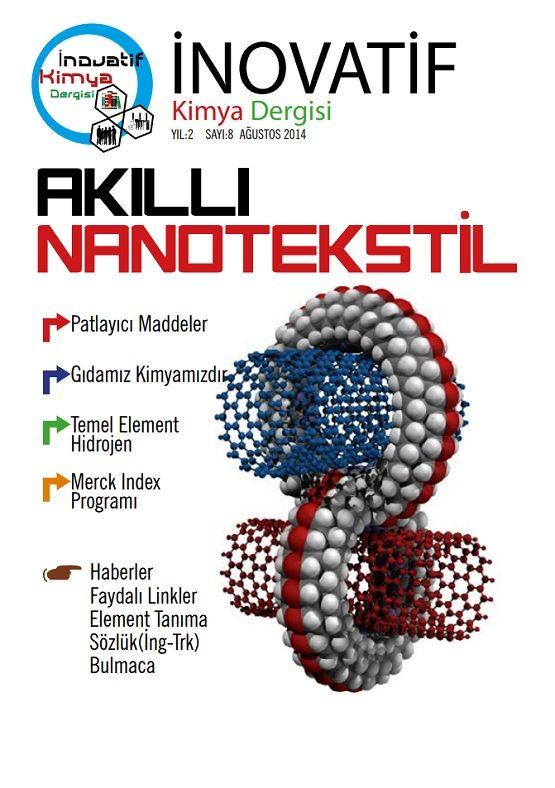 İnovatif Kimya Dergisi Sayı-13