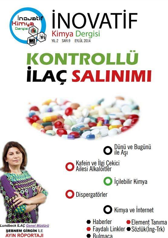 İnovatif Kimya Dergisi Sayı-14