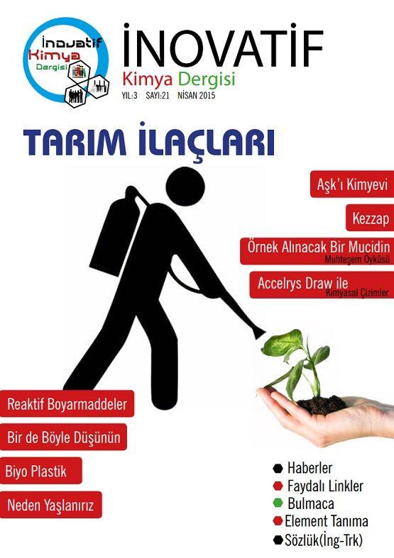 İnovatif Kimya Dergisi Sayı-21