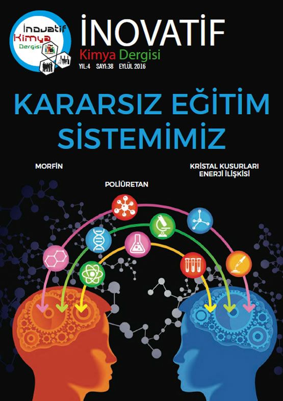 İnovatif Kimya Dergisi Sayı-38