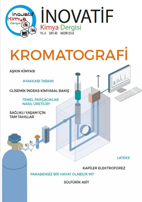 İnovatif Kimya Dergisi Sayı-40