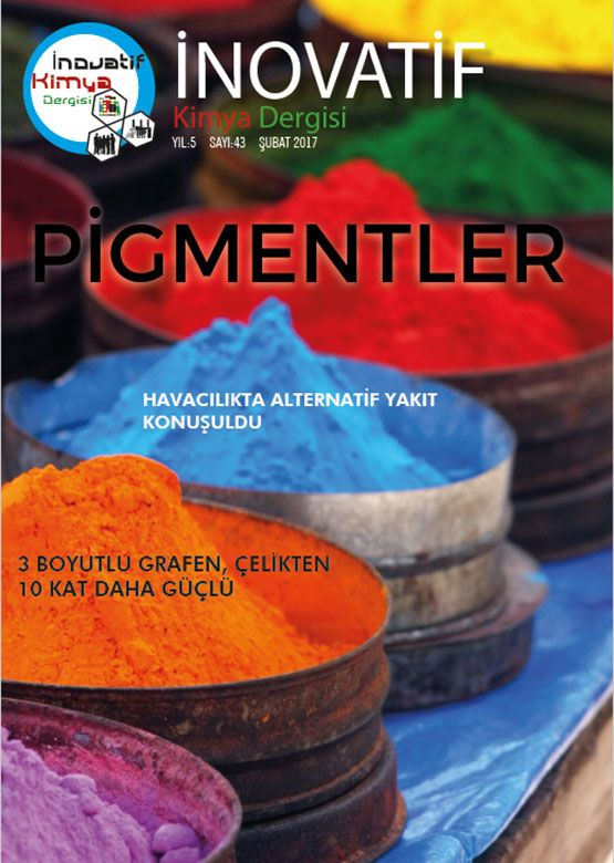 İnovatif Kimya Dergisi Sayı-43