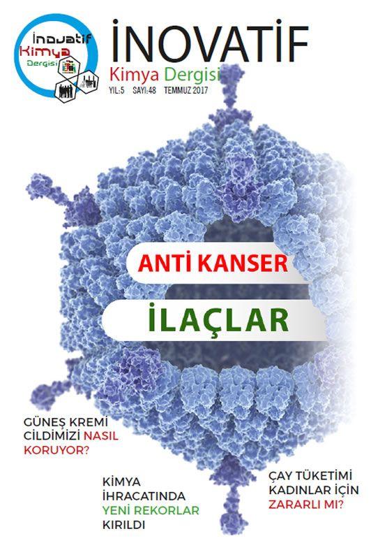 İnovatif Kimya Dergisi Sayı-48