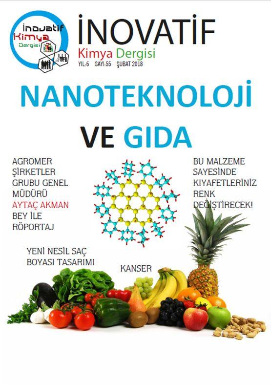 İnovatif Kimya Dergisi Sayı-55