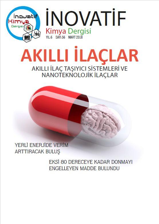 İnovatif Kimya Dergisi Sayı-56