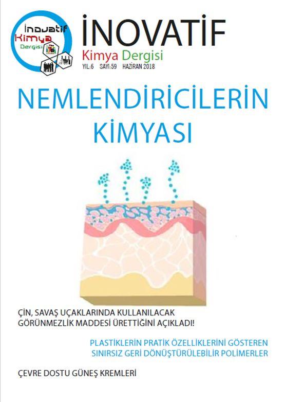 İnovatif Kimya Dergisi Sayı-59