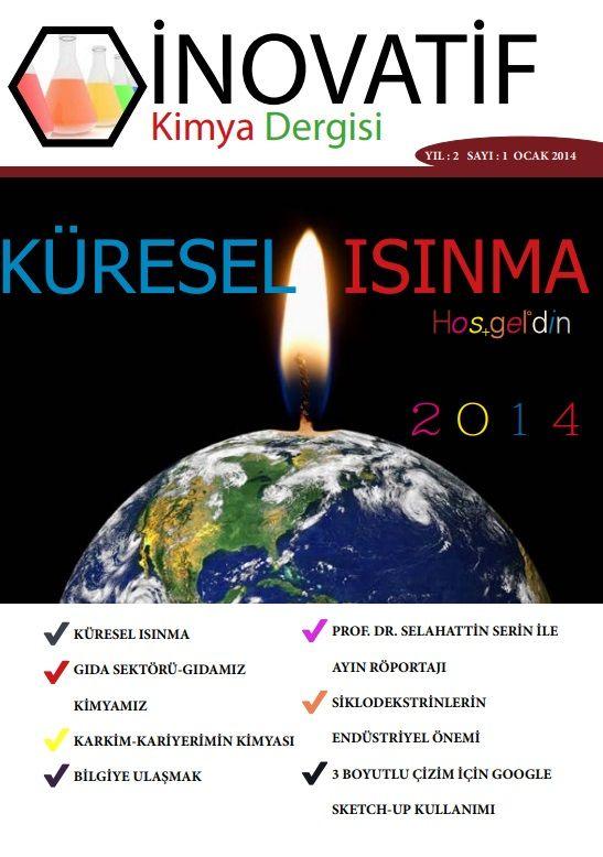 İnovatif Kimya Dergisi Sayı-6