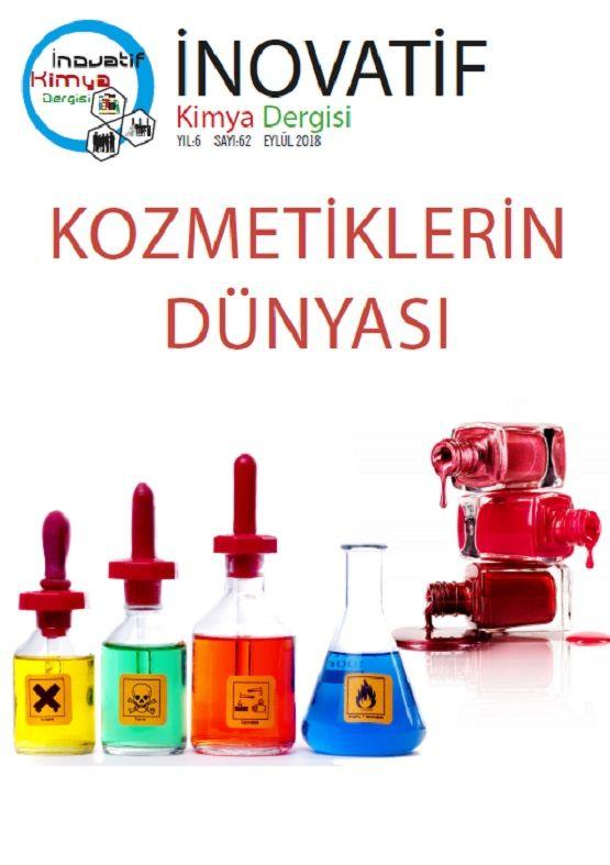 İnovatif Kimya Dergisi Sayı-62